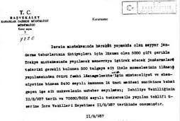 Atatürk Ve Inönü Imzalı Dersim Belgeleri Ahaber