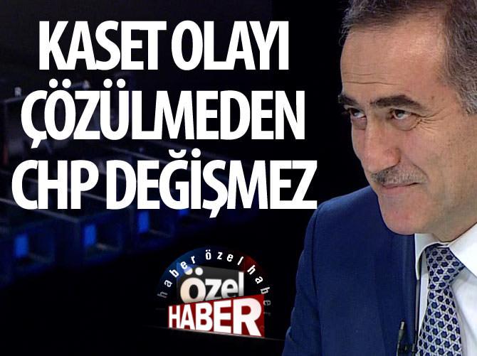 İhsan Özkes: CHP'nin değişmesi mümkün değil