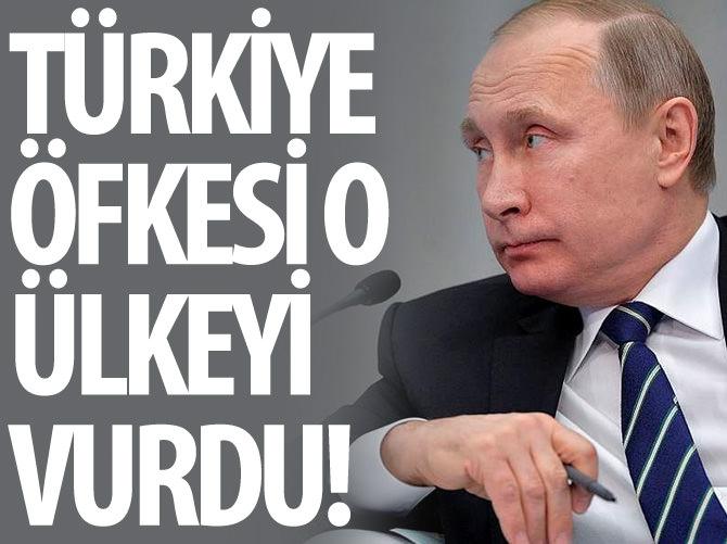 PUTİN'İN TÜRKİYE ÖFKESİ TATARİSTAN'I VURDU!