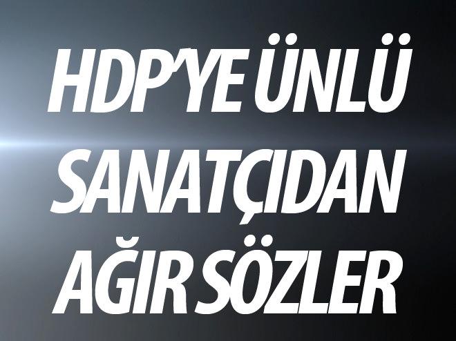 ŞIVAN PERWER'DEN HDP'YE ÇİYAGER TEPKİSİ