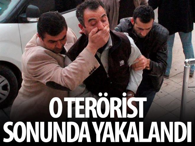 DHKP-C'Lİ İSMAİL AKKOL YAKALANDI!