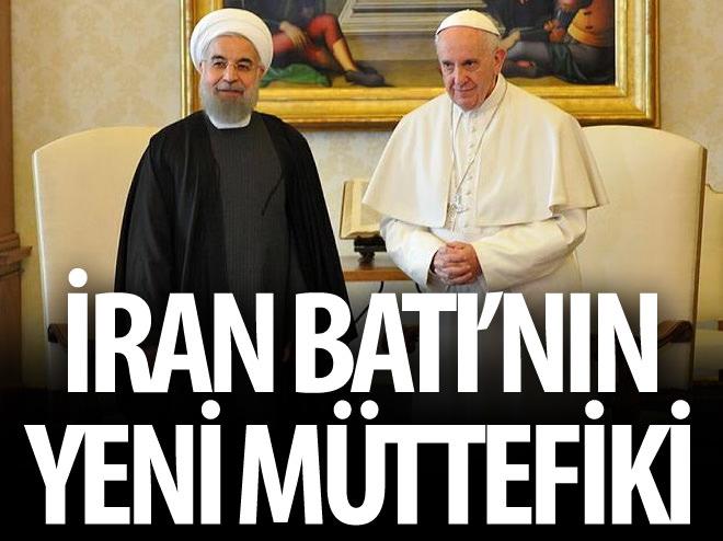 İRAN BATI'NIN YENİ MÜTTEFİKİ