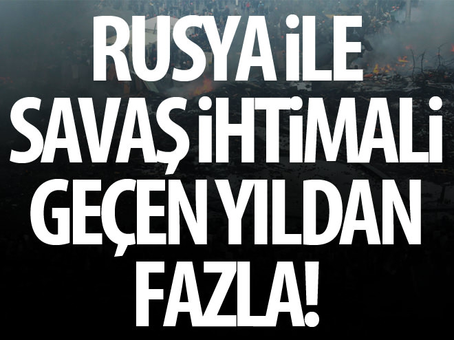 RUSYA-UKRAYNA SAVAŞININ ÇIKMA İHTİMALİ ARTTI!