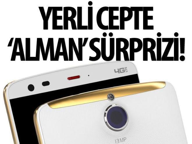 YERLİ CEPTE 'ALMAN' SÜRPRİZİ!