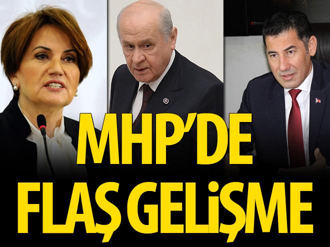 MHP'DE FLAŞ GELİŞME