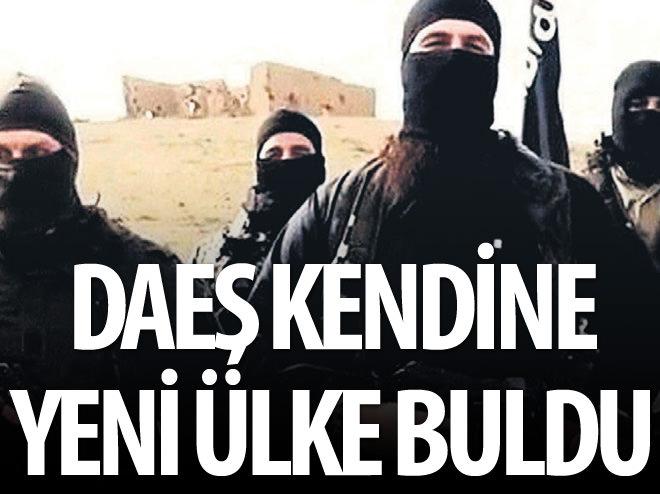 DAEŞ'İN KUVVETİ LİBYA'YA KAYIYOR