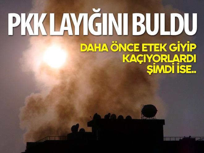 PKK'DAN CİZRE'DE KAOS TAKTİĞİ!