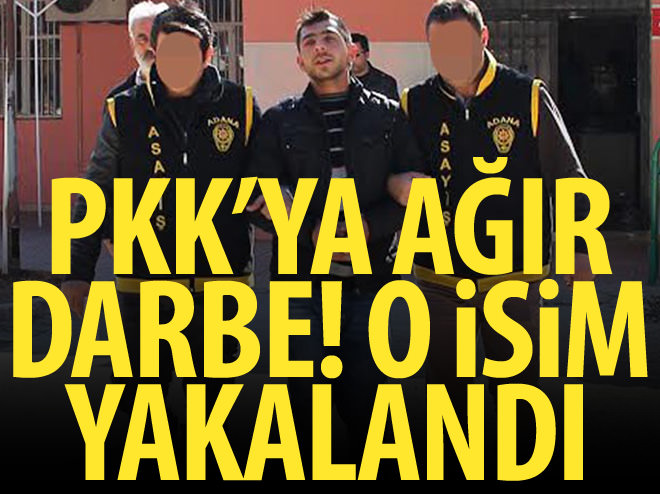 PKK'NIN 41 YIL HAPİSLE ARANAN MAHALLE SORUMLUSU YAKALANDI