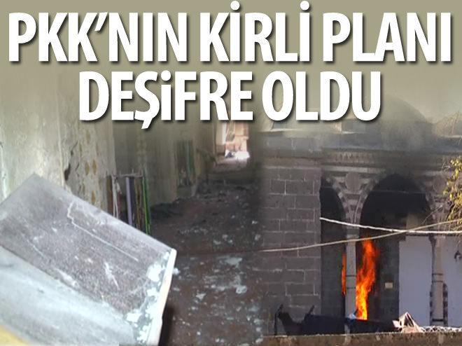 PKK'NIN KİRLİ PLANI DEŞİFRE OLDU