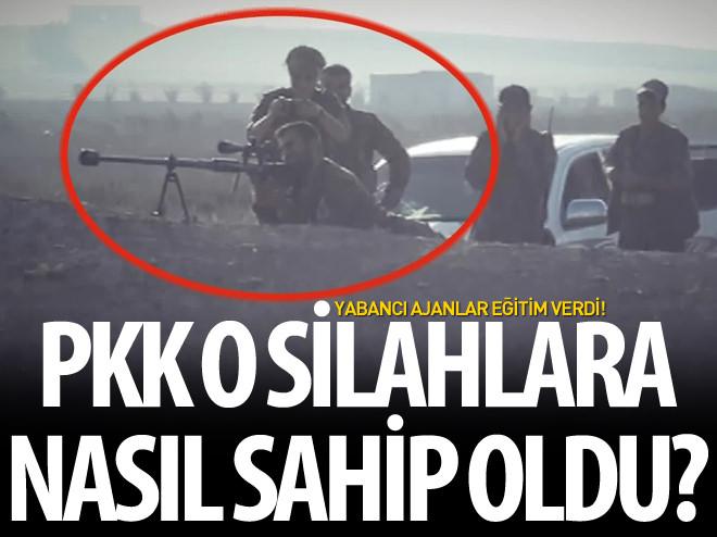 PKK O SİLAHLARA NASIL SAHİP OLDU?