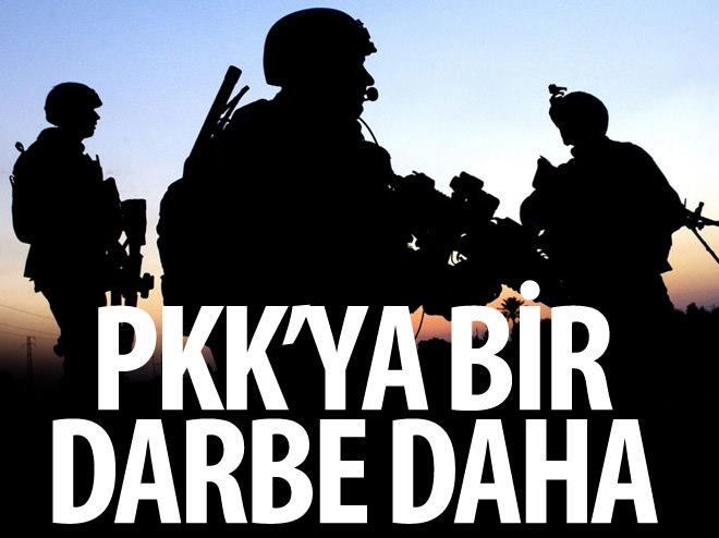 PKK'YA BİR DARBE DAHA