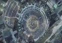 MESCİD-İ HARAM DRONE İLE GÖRÜNTÜLENDİ