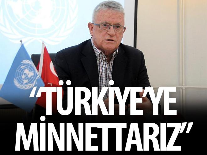KENNEDY: TÜRKİYE'YE MİNNETTARIZ