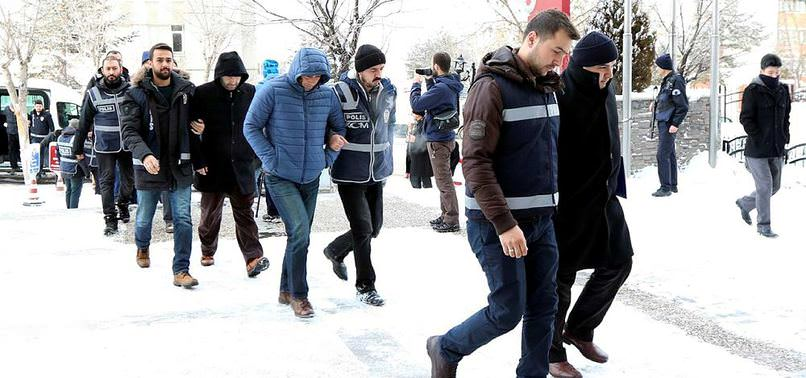 ERZURUM'DA 16 POLİS HAKKINDAKİ İDDİANAME KABUL EDİLDİ
