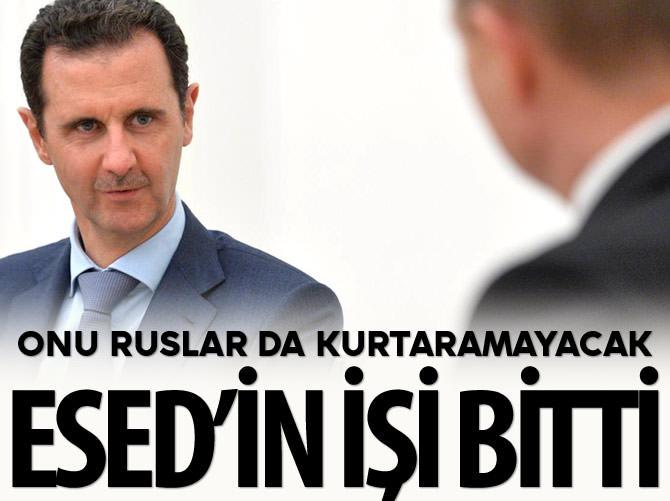 ESED'İN İŞİ BİTTİ!