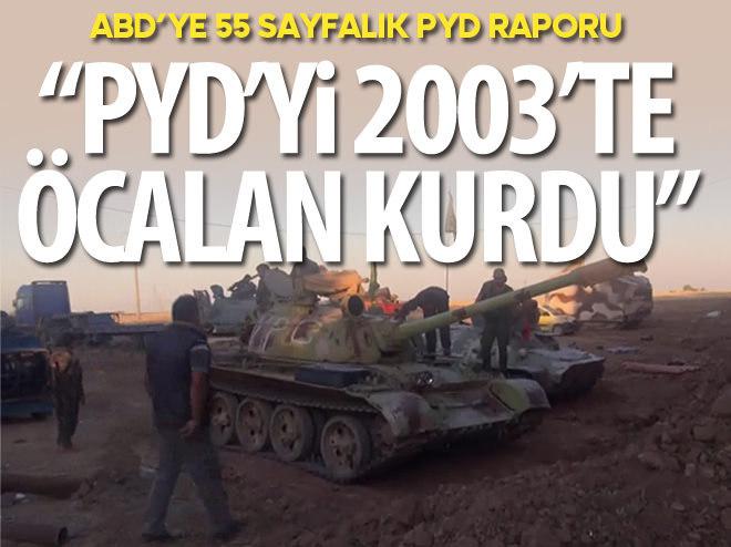 PYD'Yİ DE BEBEK KATİLİ ÖCALAN KURMUŞ!