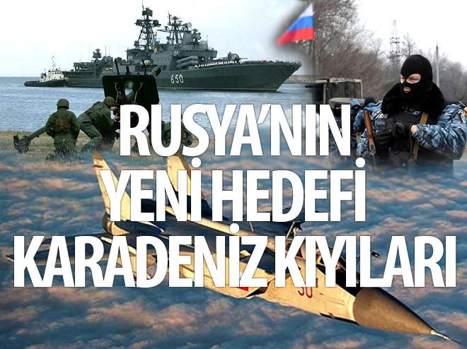 RUSYA KIRIM'I SİLAHLANDIRIYOR