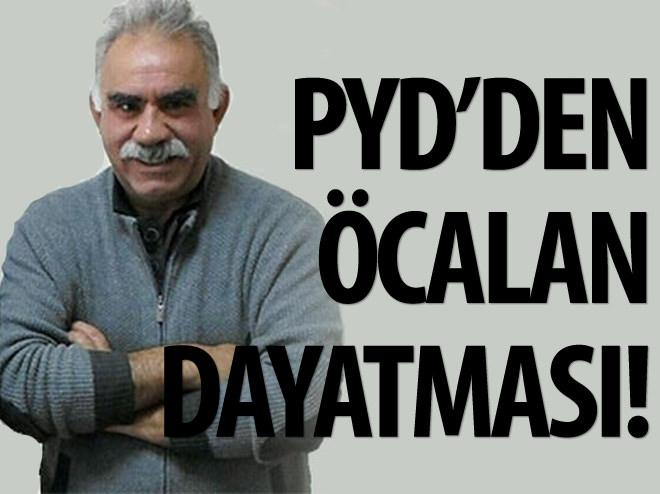 PYD'DEN SURİYE'DE 'ÖCALAN' DAYATMASI