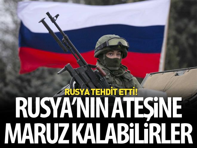 RUSYA'DAN TÜRKİYE VE SUUDİ ARABİSTAN'A TEHDİT!