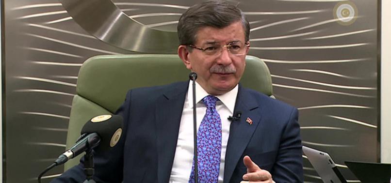 BAŞBAKAN DAVUTOĞLU AÇIKLADI: YPG PÜSKÜRTÜLDÜ!
