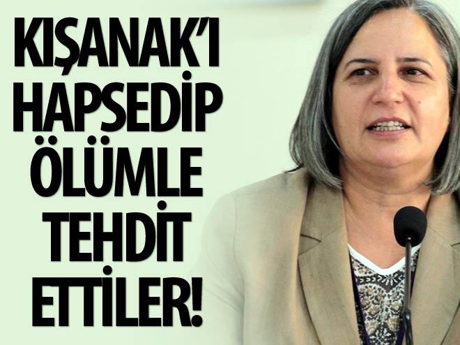PKK'DAN KIŞANAK'A ÖLÜM TEHDİDİ!