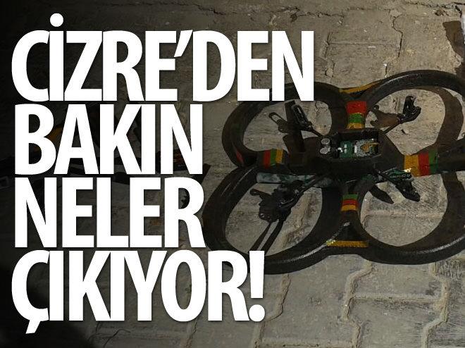 BAKIN CİZRE'DEN NELER ÇIKIYOR!