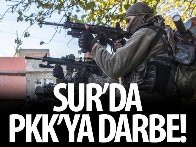 SUR'DA PKK'YA DARBE!