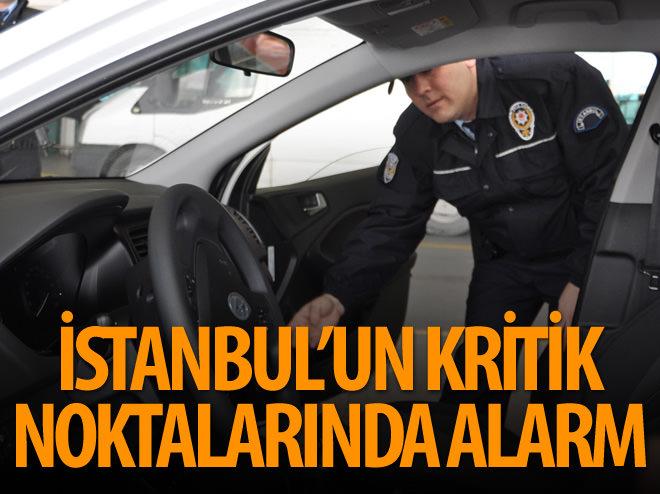 İSTANBUL POLİSİNDE ANKARA SALDIRISI ALARMI