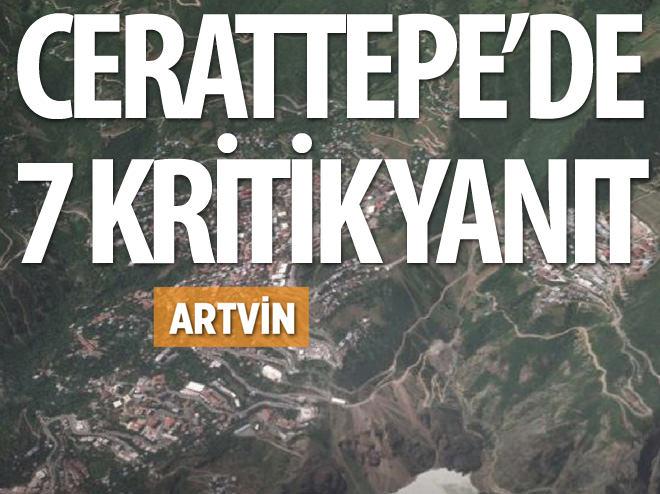 CERATTEPE'DE KRİTİK 7 YANIT