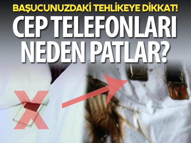 BAŞUCUNUZDAKİ TEHLİKEYE DİKKAT!