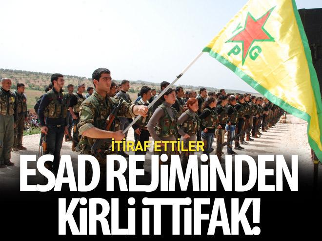 ESAD REJİMİ İTİRAF ETTİ!