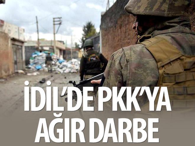 TSK: ŞIRNAK'TA 10 PKK'LI ÖLDÜRÜLDÜ