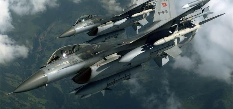 TSK AÇIKLADI: SURİYE SINIRINA 10 TANE F-16