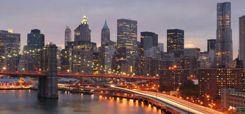 NEW YORK'TA 32 KATLI GÖKDELEN TÜRKEVİ