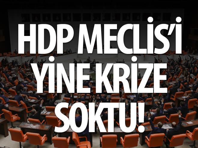 HDP'DEN 'SİVİL ÖLÜM' PROVOKASYONU!