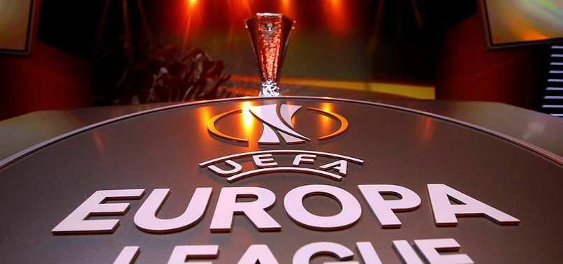 UEFA AVRUPA LİGİ'NDE KURA HEYECANI YARIN