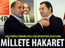 CHP'Lİ VEKİLDEN TÜRK MİLLETİNE HAKARET!