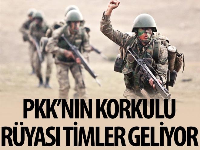 TSK'NIN SEÇKİN BİRLİKLERİ GELİYOR!