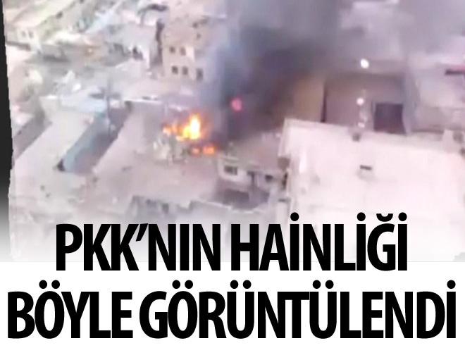 PKK ASKERİN AÇTIĞI KORİDORLARA BOMBA DÖŞEDİ!