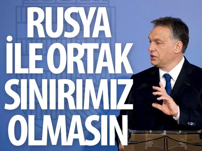 'RUSYA İLE ORTAK SINIRIMIZ OLMASIN'