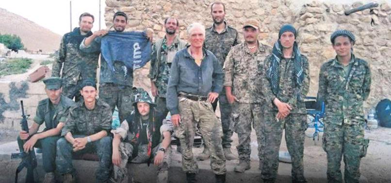 ALMANYA'DAN YPG İTİRAFI!