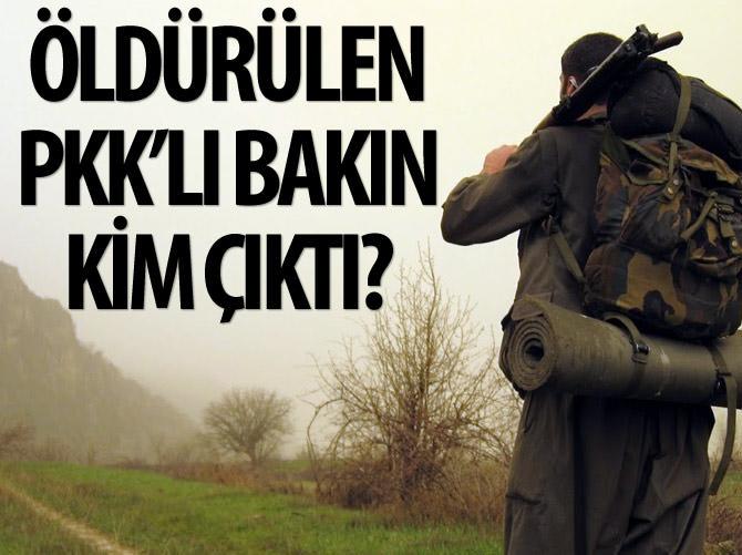 SUR'DA ÖLDÜRÜLEN PKK'LI BAKIN KİM ÇIKTI?