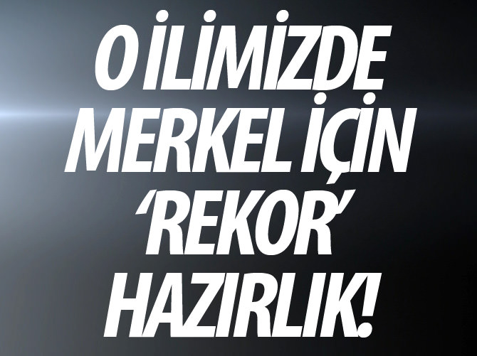 KİLİS'TE GUİNNESS'E ADAY DEV DAVETİYE HAZIRLIĞI