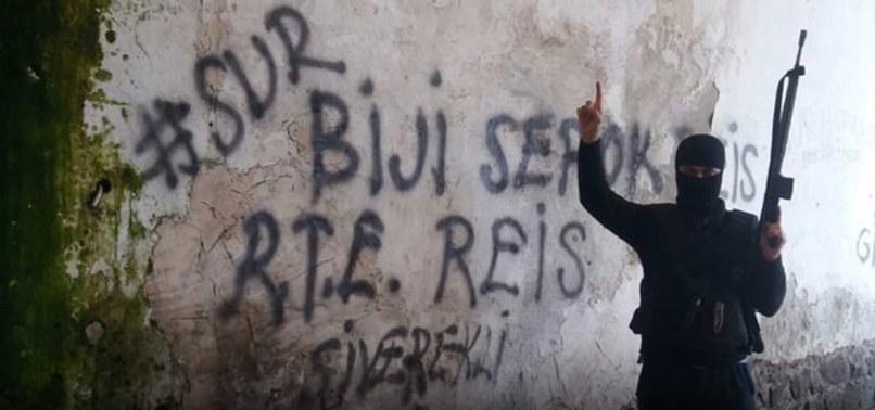 SUR'DAN CUMHURBAŞKANI ERDOĞAN'A KÜRTÇE MESAJ!