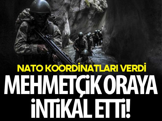MEHMETÇİK ORAYA İNTİKAL ETTİ!