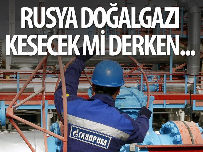 RUSYA GÜNEY KORİDOR'U DEVREYE SOKTU