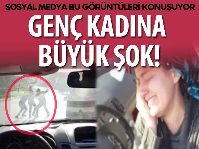 SOSYAL MEDYA BU GÖRÜNTÜLERİ KONUŞYOR +18
