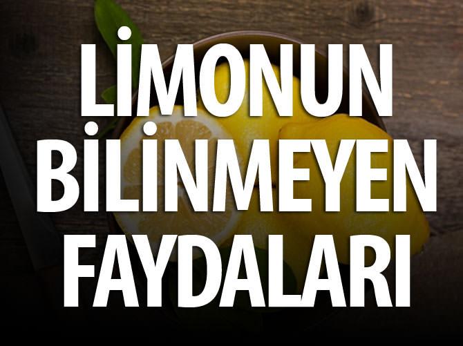 LİMONUN 18 FAYDASI
