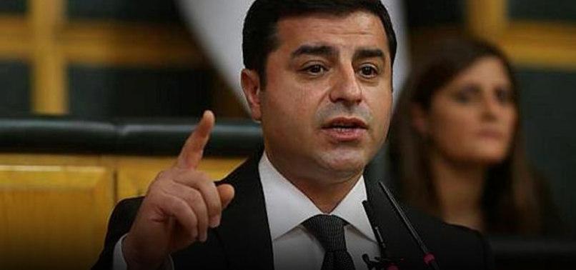 HDP'DEN İHANET MEKTUBU