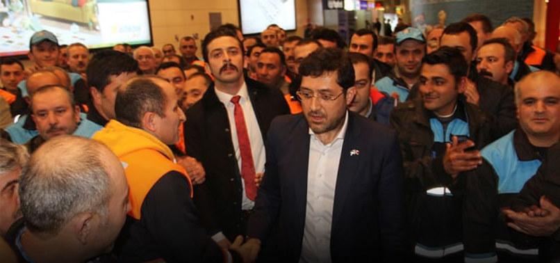 POPSTAR HAZİNEDAR'A TEHDİTLE VIP TÖRENİ